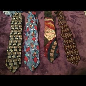 Vintage Ties! different Brands & Styles, EUC